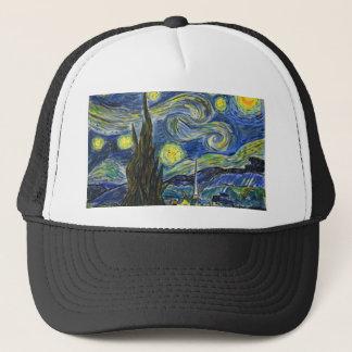 Gorra De Camionero Noche estrellada, Van Gogh