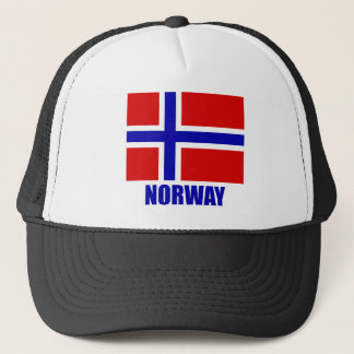 Gorra De Camionero norway_flag_norway10x10