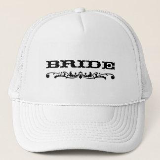 Gorra De Camionero Novia occidental del boda el  