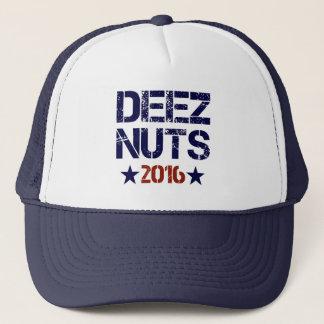 Gorra De Camionero Nueces 2016 de Deez