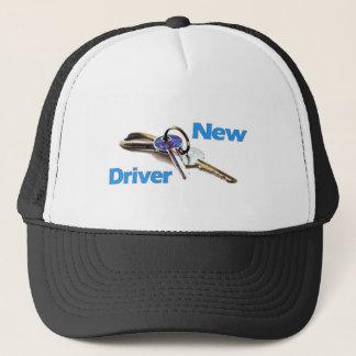 Gorra De Camionero Nuevo conductor