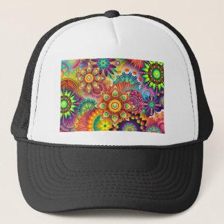 Gorra De Camionero Nuevo fondo abstracto colorido