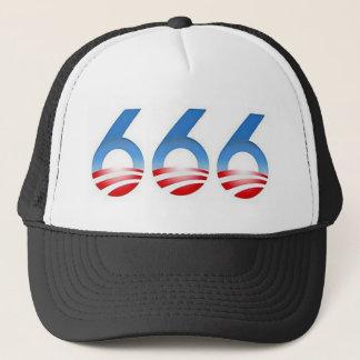 Gorra De Camionero Obama 666