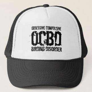 Gorra De Camionero OCBD divertido (desorden obsesivo de Birding)