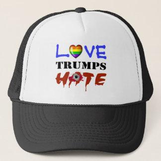 Gorra De Camionero Odio de los triunfos del amor