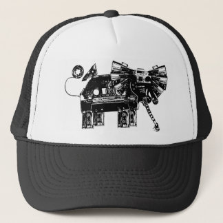 Gorra De Camionero oiga los elefantes
