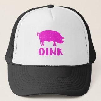 Gorra De Camionero Oink cerdo