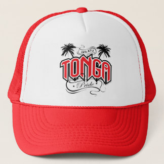 Gorra De Camionero Orgullo de Tonga