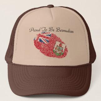 Gorra De Camionero Orgulloso ser artículos bermude6nos