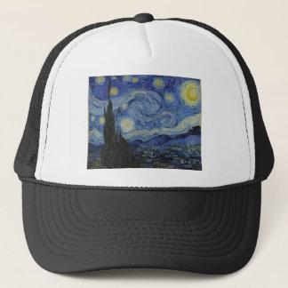 Gorra De Camionero Original la pintura de la noche estrellada