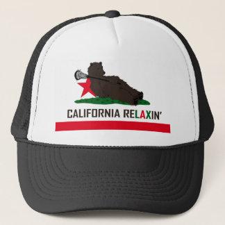 Gorra De Camionero Oso LaCrosse de California