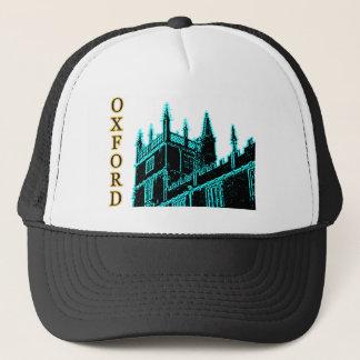 Gorra De Camionero Oxford Inglaterra 1986 espirales constructivos