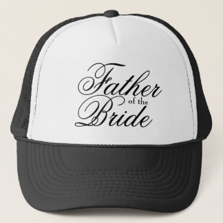 Gorra De Camionero Padre de la novia