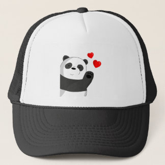 Gorra De Camionero Panda linda