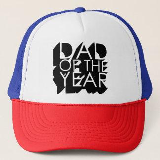 Gorra De Camionero papá de la sombra 3D del año