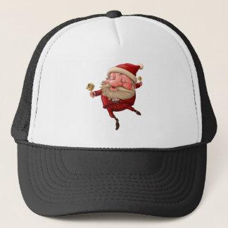Gorra De Camionero Papá Noel y el baile de la campana