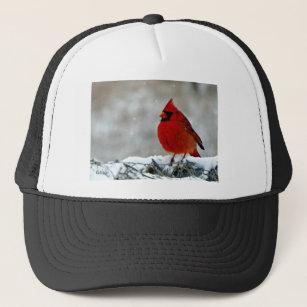 Gorra De Camionero Para el amor de cardenales 3e4d494cdae