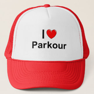 Gorra De Camionero Parkour