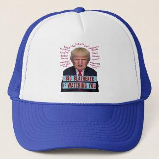 Gorra De Camionero Parodia política de presidente Donald Trump 1984