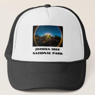 Gorra De Camionero Parque de Joshua TreeNational de la salida del sol