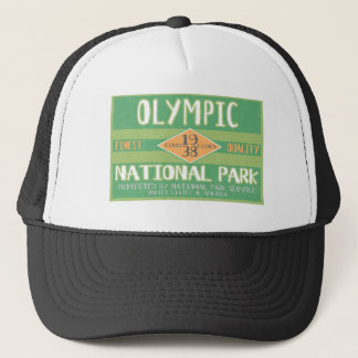 Gorra De Camionero Parque nacional olímpico