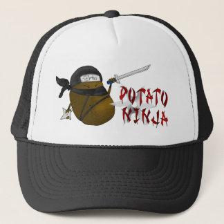 Gorra De Camionero Patata Ninja