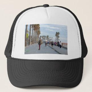 Gorra De Camionero patinaje a la playa de Venecia