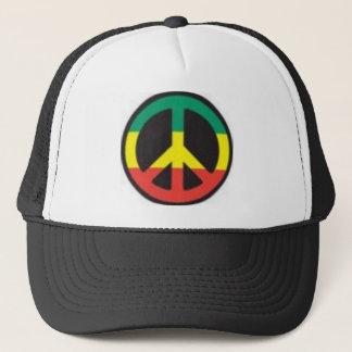 Gorra De Camionero paz