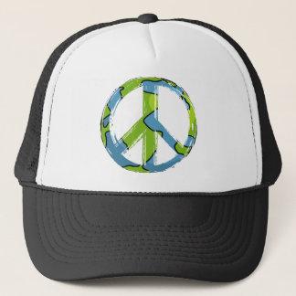 Gorra De Camionero peace6