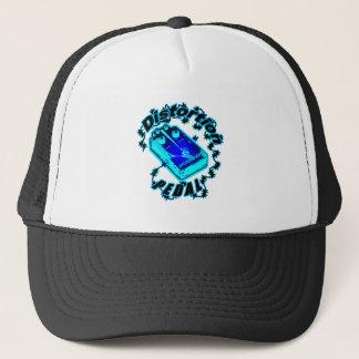 Gorra De Camionero Pedal de la distorsión - azul de la descarga