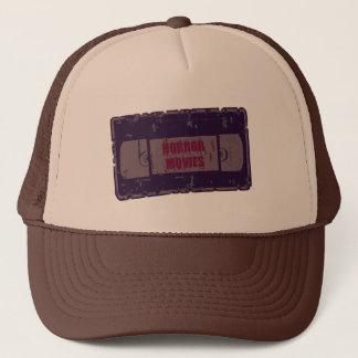 Gorra De Camionero Películas de terror - púrpura de la cinta de video