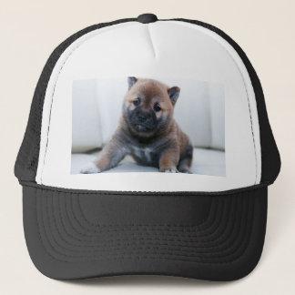 Gorra De Camionero Perro de perrito borroso lindo