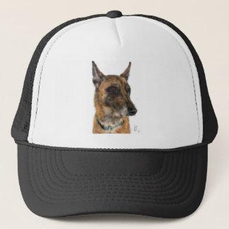 Gorra De Camionero Perro guardián