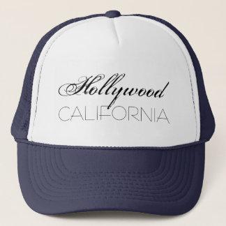 Gorra De Camionero Personalizable de la moda de Hollywood California