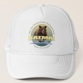 Gorra De Camionero PESO de Katmai (oso de Brown)