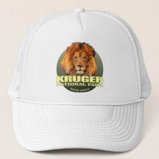 Gorra De Camionero PESO de Kruger NP (león)