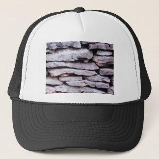 Gorra De Camionero pila de la roca formada