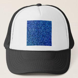 Gorra De Camionero pixel cuadrado