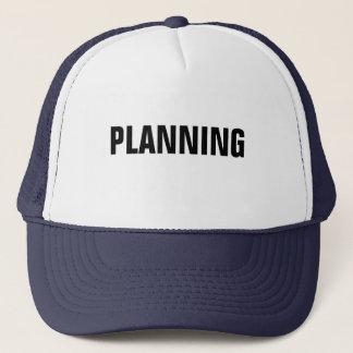 Gorra De Camionero Planificación