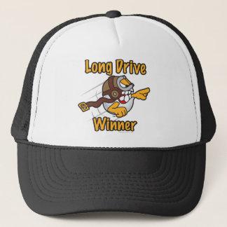 Gorra De Camionero Premio del agujero del ganador del long drive para