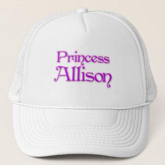 Gorra De Camionero Princesa Allison