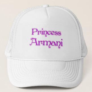 Gorra De Camionero Princesa Armani