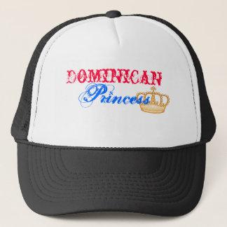 Gorra De Camionero Princesa dominicana