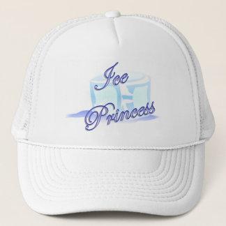 Gorra De Camionero Princesa Hat del hielo