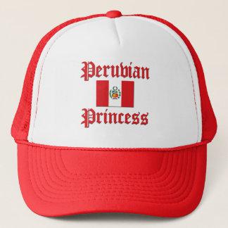Gorra De Camionero Princesa peruana