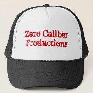Gorra De Camionero Producciones cero del calibre