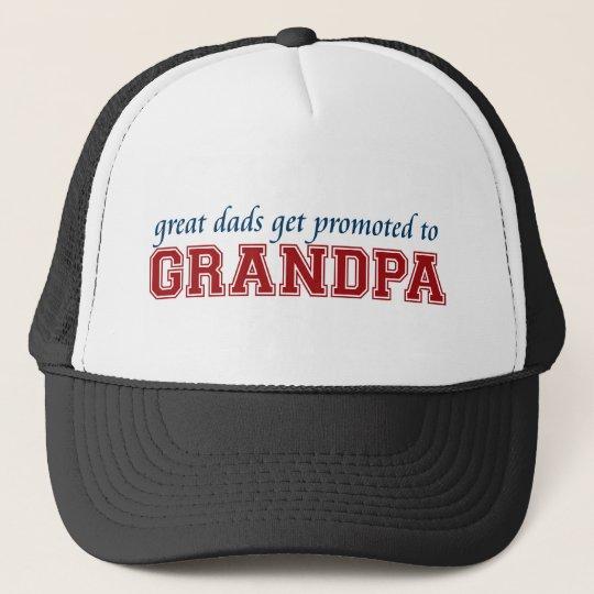 Gorra De Camionero Promovido al abuelo