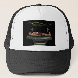 Gorra De Camionero Proyección astral, experiencia del Hacia