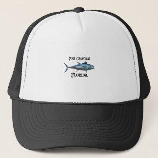 Gorra De Camionero puerto la Florida canaveral