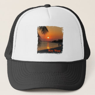 Gorra De Camionero Puesta del sol de Key West
